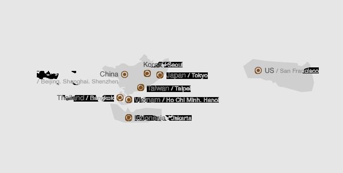拠点MAP